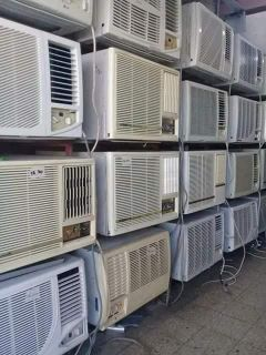 Window and split A/c for sell available