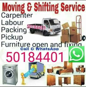 house shifting moving in Qatar call