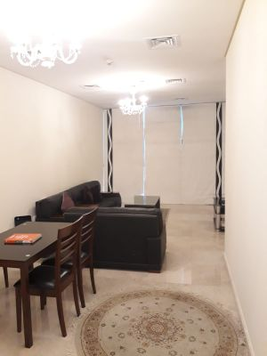 1bd fully furnished in Zig Zag tower B
