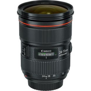 Canon 24-70 2.8ll Like New
