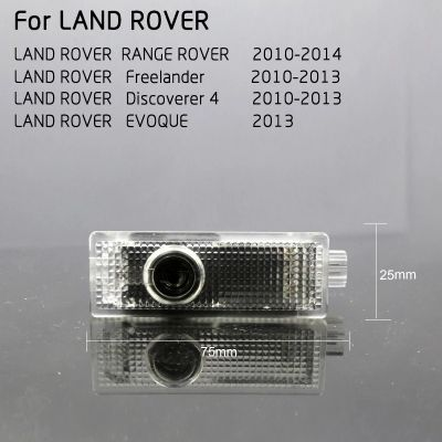 welcome logo for Range Rover