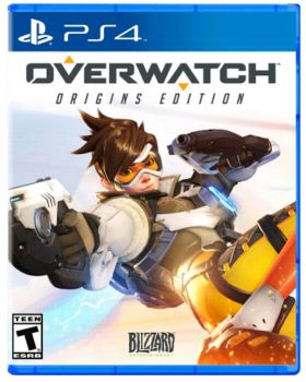 OVER WATCH PS4