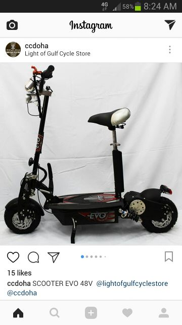 EVO SCOOTER NEW