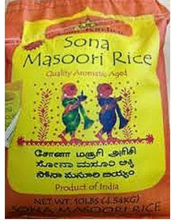Import all kinds of rice according to de