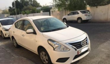 Nissan Sunny for Rent - Weekly