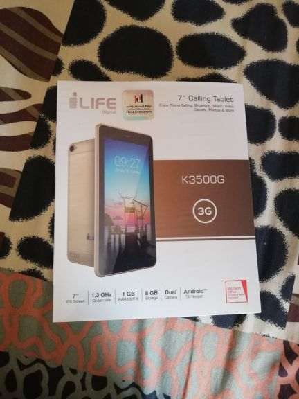 ilife 3G tablet