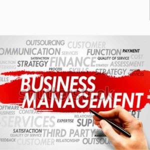 business management tutor