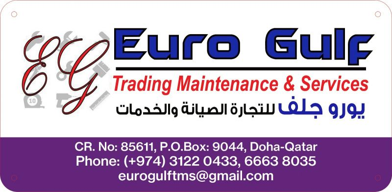 euro gulf trading maintenance & services