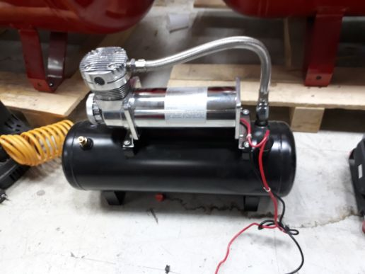 air compressor with tank  for offroad