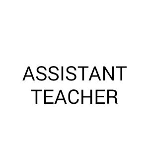 IM LOOKING FOR A JOB AS ASSISTANT TEACHE