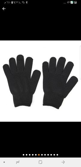 anti-cut gloves