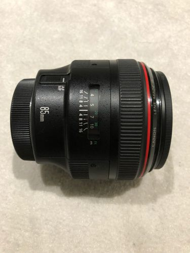 Canon 85mm f/1.2 L II Review