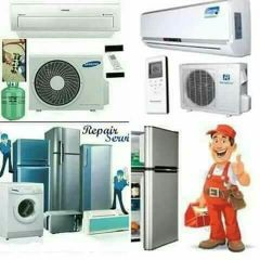 I do any A.C sale service work and fix c