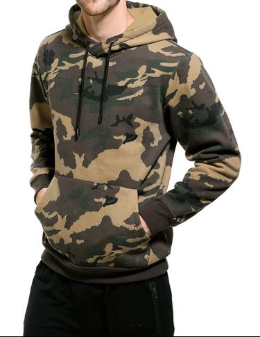High quality camo light jacket
