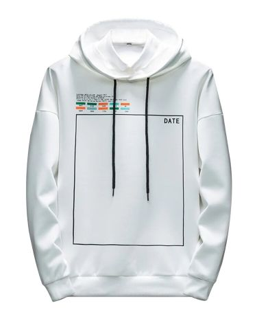 Men's comfortable quality hoodie
