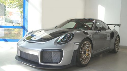 Porsche GT2RS Weissach Brand New