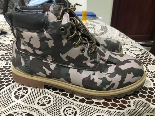 Customized Tims Size 42