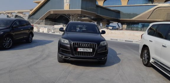 Audi Q7 year 2013 for sale