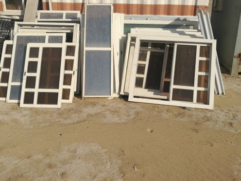 Aluminum windows and doors for sale