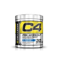 New C4 preworkout from USA
