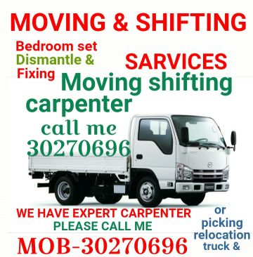 Home Office Shifting Carpenter Service