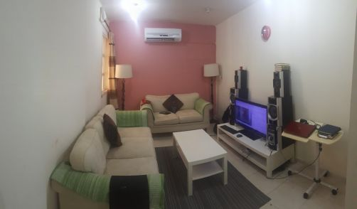 2 bhk for rent in umm Ghuwailina