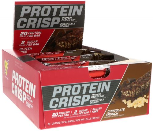 BSN Protein bars chocolate