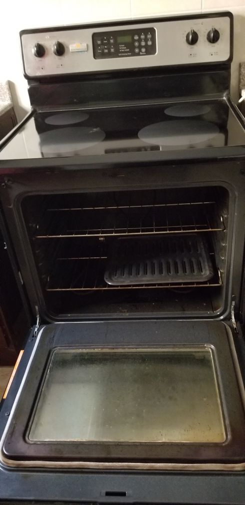 electric oven excellent condition