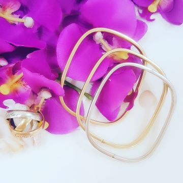 used Cartier gold 18k
