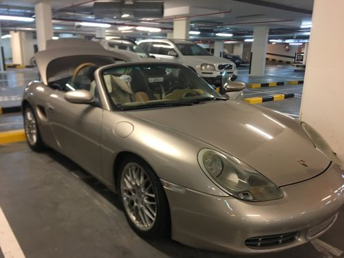 Boxster S low mileage
