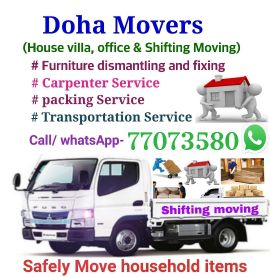Moving House Shifting Carpenter Service