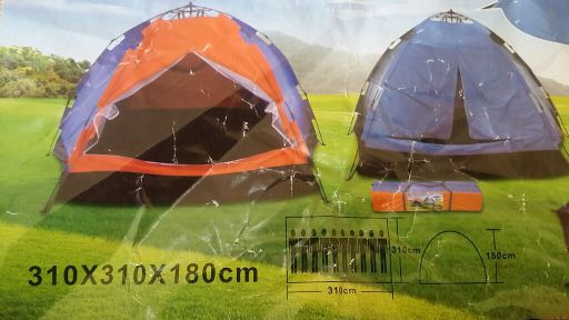 Tent for sale 8 person