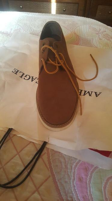 American eagle shoes size 45