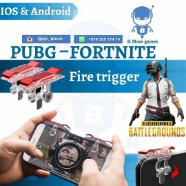 fire trigger and controller