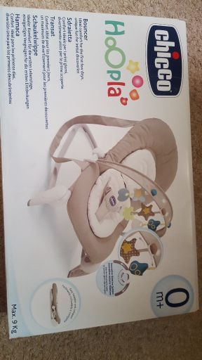 chicco manual bouncers