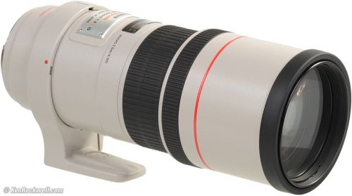 Canon 300 mm f4 is usm