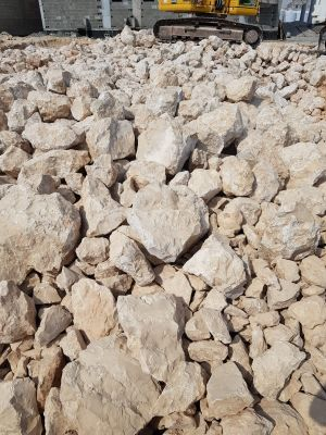 A sieve stone is required in the areas o