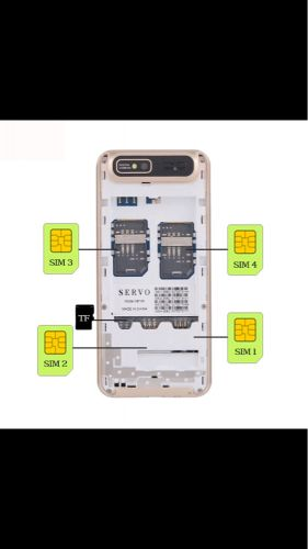 Mobile 4 Card