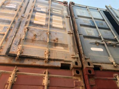 Used Containers 40FT and 20 FT for sale