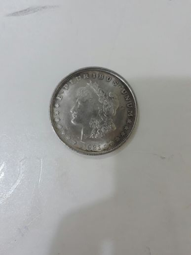 Old American Coin
