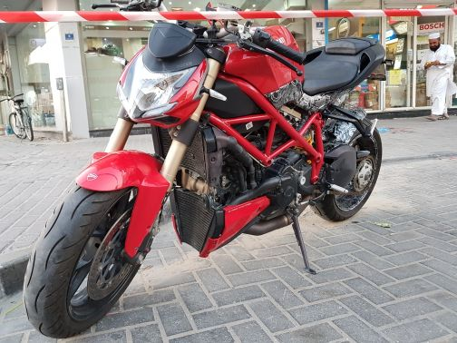 for sale  DUCATI street fighter
