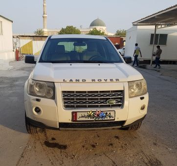 land rover 2008 model in good condition