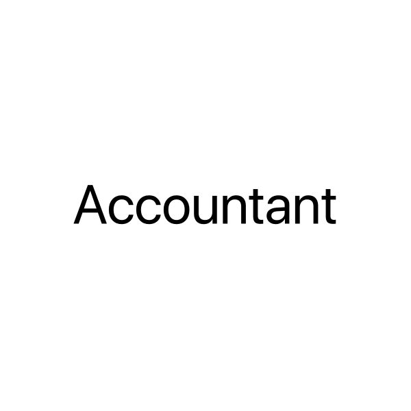Looking for an accountant job