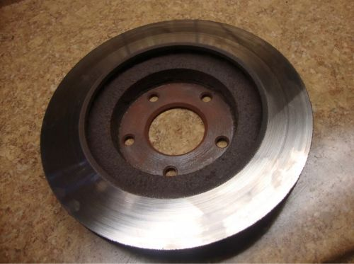 Nissan Altima front disk