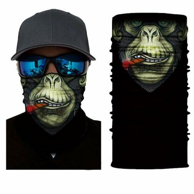 Tube Bandanna Faceshield s