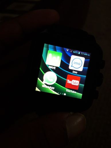 X Touch Android Smart Watch