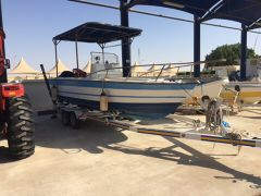 23ft Robello boat