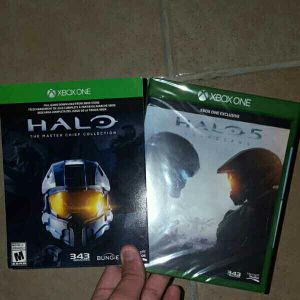 New halo 5 with add