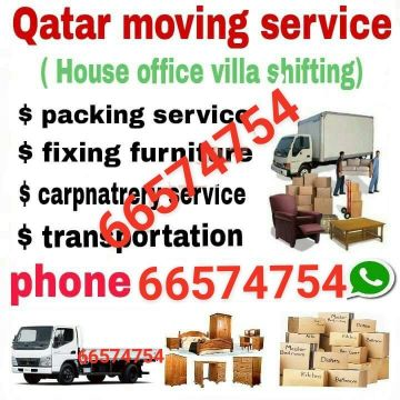 Qatar Best moving services