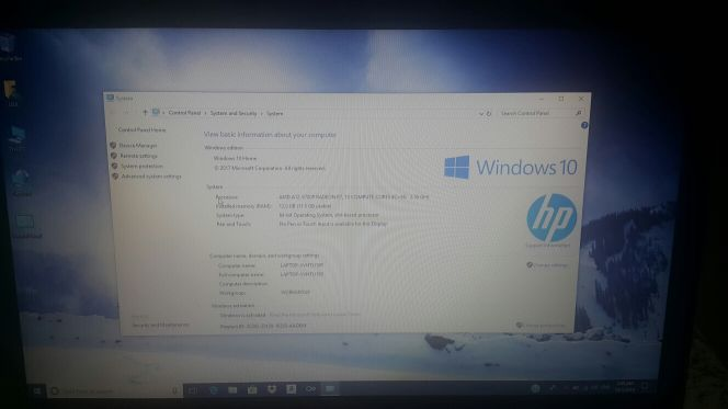new laptop hp high quality for sale